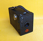 AGFA: Box England No. 2 camera