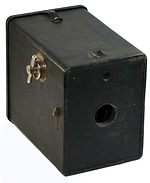 Ansco: Dollar Box camera