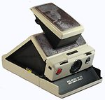 Polaroid: SX-70 Model 2 camera