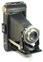 Kodak Eastman: Junior Six-16 Series III camera