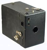 Kodak Eastman: Cartridge Hawk-Eye No.2 Model B camera