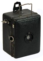 Zeiss Ikon: Box Tengor 54/18 (Baby Box) camera