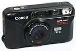 Canon: Sure Shot Tele Max (Prima Twin S / Autoboy Mini T) camera