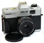 unknown companies: Photo Flex MX-35 camera