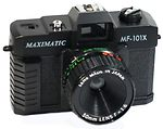New Taiwan: Maximatic MF-101X (Lens Made In Japan) camera