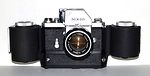 Nikon: Nikon F Photomic Tn camera