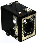 Kodak Eastman: Six-20 Brownie Camera Model E camera
