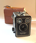 Kodak Eastman: Six-20 Brownie Model C camera