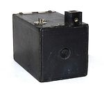 Kodak Eastman: Brownie (1900) camera