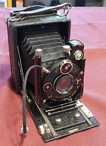 ICA: Unknown camera