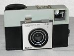 Kodak Eastman: Instamatic 25 camera