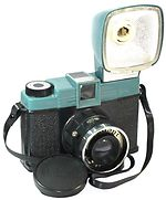 DIANA: Valiant Flash camera