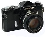 Nikon: Nikkormat FTN (same as Nikomat FTN) camera