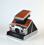Polaroid: SX-70 camera