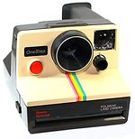 Polaroid: One Step Special camera