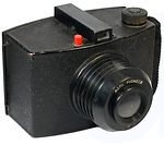 AGFA ANSCO: Pioneer PD-16 camera