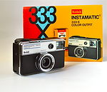 Kodak Eastman: Instamatic 333-X camera