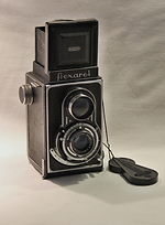 Meopta: Flexaret II camera