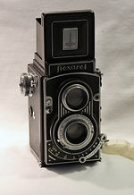 Meopta: Flexaret Va camera