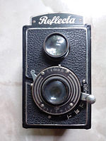 Richter KW: Reflecta camera