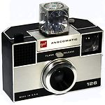 GAF: Anscomatic 126 camera