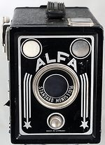Vredeborch: Alfa camera