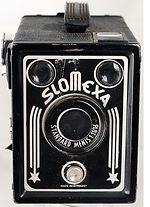 Vredeborch: Slomexa camera