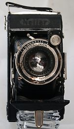 Zeiss Ikon: Nettar 516/2 camera