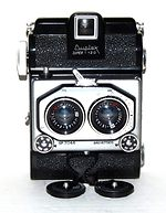 ISO: Duplex Super 120 Stereo camera