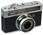 Canon: Canonet 28 Bell & Howell camera