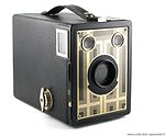 Kodak Eastman: brownie junior Six-20 camera