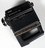 Kodak Eastman: EktaSound 140 camera