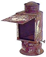 Kodak Eastman: Kodak Darkroom Oit Lamp camera