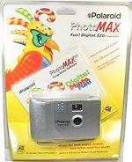 Polaroid: PhotoMax Fun 320 camera