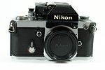 Nikon: F2A Photomic  chrome camera
