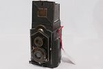 "Zeiss Ikon: Ikoflex (850/16) ""Coffe can"" (later model) camera"