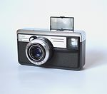 Kodak Eastman: Instamatic 250 camera