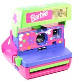 Polaroid: Barbie Instant Camera camera