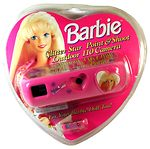 Mattel: Barbie Glitter Star camera
