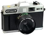 New Taiwan: Capital MX-II (Capital Optical Lens) camera