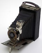Kodak Eastman: Premoette Junior No.1A camera