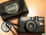 Minolta: Hi-matic GF camera