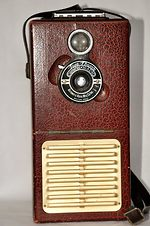 Automatic Radio: Tom Thumb Camera Radio camera