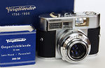 Voigtländer: Vitomatic IIa camera