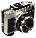 Ricoh: Ricoh 126 C Auto CdS camera