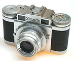 Braun Carl: Paxette 1M camera