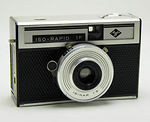 AGFA: Iso Rapid IF (Mod I) camera