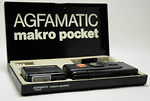 AGFA: Agfamatic 6008 Macro-Pocket camera