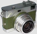 Zeiss, Carl VEB: Werra (1954) camera