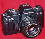 Pentacon: Pratica BX20 camera